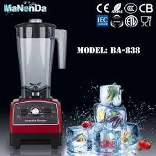 Máy xay sinh tố công nghiệp BLENDER BA838 - Công suất cực mạnh ...