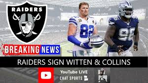 Maliek Collins & Jason Witten Sign With ...