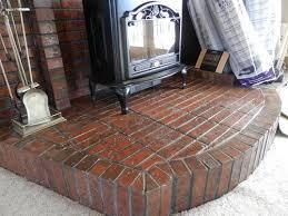 removing brick hearth please help