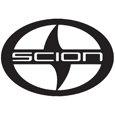Toyota Scion Logo Decal Sticker Toyota Scion Logo Decal
