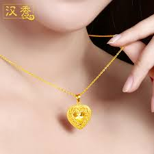 usd 580 82 han xiu 999 foot gold heart