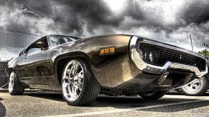 muscle car hd wallpaper hd background