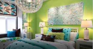 Vibrant Transitional Family Home Kids Girls Room Robeson Design San Diego Interior Designers