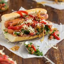 homemade gourmet hot dog recipe