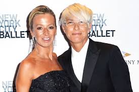 SoulCycle guru Stacey Griffith is dating Milly CEO Michelle Smith