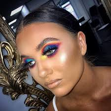 fabulous full glam makeup looks to