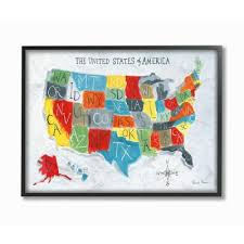 The Kids Room By Stupell Black Wall Art Wall Decor The Home Depot