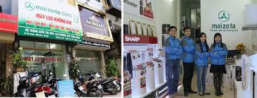 Maizota.com — Chuyên gia máy lọc không khí tại Việt Nam