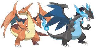 Gazooks! Pokémon Favourite Charizard Can Mega Evolve Into X And Y ...