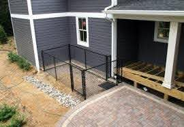 Top 60 Best Dog Fence Ideas Canine Barrier Designs Small Dog Fence Backyard Dog Area Dog Spaces