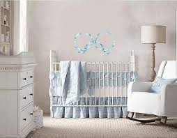 Bow Fabric Wall Decal By Cling Flowers And Ruffles