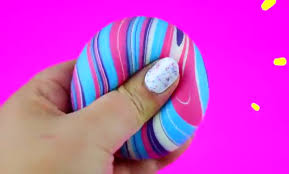 diy craft ideas squishy stress ball