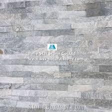 grey quartzite stacked stone quartzite