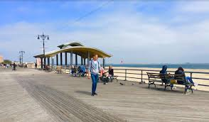 come stroll the brighton beach boardwalk