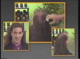 ronco glh hair in a can you