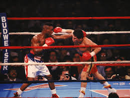 Julio Cesar Chavez vs Meldrick Taylor: Two seconds and pure boxing  pandemonium in a fight for the ages | The Independent | The Independent