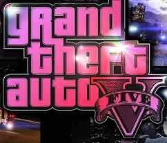 GTA V Online PS4 - Home