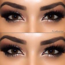 brown eyes makeup ideas tutorials