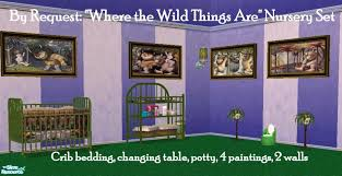 where the wild things are nurs