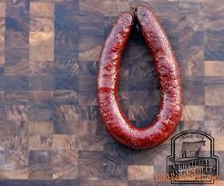 how to make smoked beef sausage video