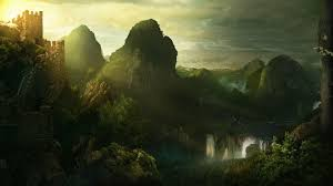 fantasy landscape wallpapers top free