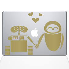 Wall E Macbook Decals The Decal Guru