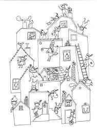 Sinterklaas Kleurplaat De Knutsel Machine