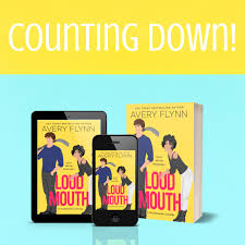 "Avery Flynn on Twitter: ""OMG you guys. Only four more days until Loud Mouth  comes out. I'm a little excited. Okay, I'm SUPER EXCITED!!! Pre-order your  copy here - https://t.co/2PYBJodTTg… https://t.co/aHYRgAHYLc"""