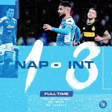 Napoli-Inter, l'analisi