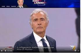 Rivelazione esplosiva del PM Di Matteo da Giletti ...