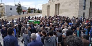Ayşe Çetin Toprağa Verildi - VEFAT EDENLER - Karaman Son Dakika