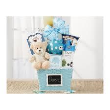 california new baby boy gift baskets