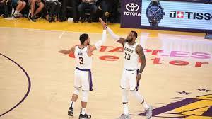 NBA Phoenix Suns vs Los Angeles Lakers ...