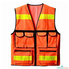 whole high visibility safety vests