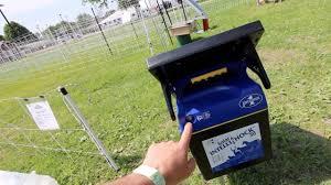Premier 1 Solar Intellishock 30 Fence Energizer Youtube