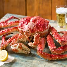 Whole-Cooked Alaska Red King Crab (5-6 ...