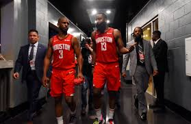 James Harden and Chris Paul Reportedly ...