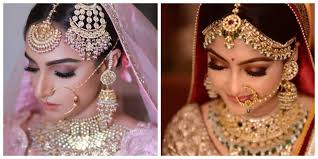 bridal makeup looks which rocked the