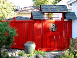 Asian Fence Durnan Design