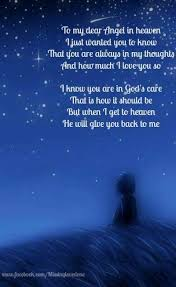 pin by patricia reno on u angels in heaven bf quotes