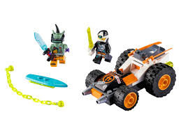 Cole's Speeder Car 71706 | NINJAGO® | Buy online at the Official ...