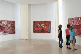 marc chagall museum nice france