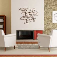 So I Can Kiss You Anytime I Want Vinyl Wall Home Decal Sticker Etsy