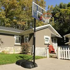 Lifetime Adjustable Portable Basketball Net Wayfair Co Uk