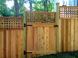 Wood Privacy Fence 6ft Privacy Fence Large Privacy Fence Wood Fence Design Ideas Beautiful Privacy Fe Fence Design Fence Installation Cost Wood Fence Design