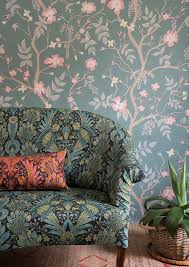 lewis wood cinda s roses wallpaper