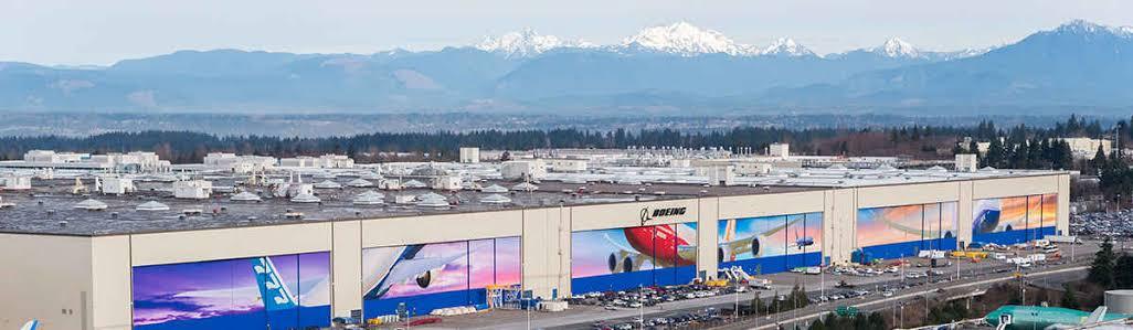 """Resultado de imagen para Boeing factory"""""""