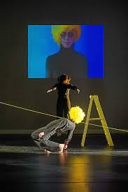 Adele Myers & Dancers' 'Einstein's Happiest Thought' defies gravity - New  Haven Register