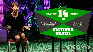 Talking, Teaching & Technology - Victoria Brazil @SocraticEM
