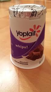 yoplait whips yogurt mousse review
